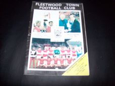 Fleetwood Town v Emley, 1988/89 [FA rep]